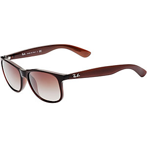 RAY-BAN Andy 0RB4202 607313 55 Sonnenbrille braun