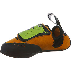 EDELRID Kletterschuhe Kinder orange