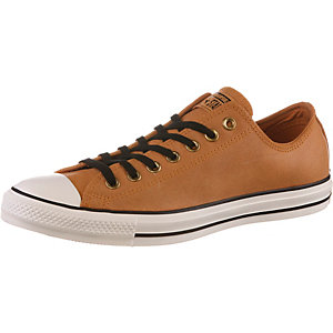 CONVERSE Vintage Leather Sneaker Herren orange