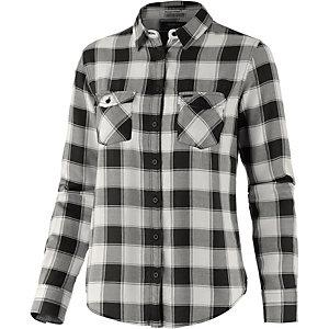 Pepe Jeans Langarmhemd Damen schwarz/weiß
