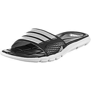 adidas Adipure Slide SC Sandalen Damen schwarz/weiß