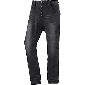 HUMÖR Santiago Anti Fit Jeans Herren black denim