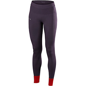 Falke Compression Lauftights Damen violett/rot