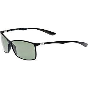 RAY-BAN ORB4179 Sonnenbrille schwarz/grün