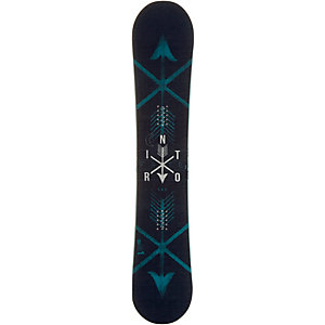 Nitro Snowboards Fate Zero All-Mountain Board Damen schwarz