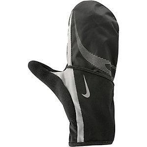 Nike Laufhandschuhe schwarz