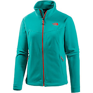 The North Face Gandria Fleecejacke Damen grün