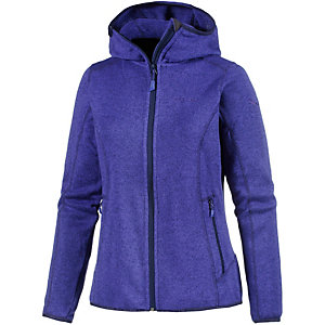 SALEWA Kitz Strickfleece Damen lila