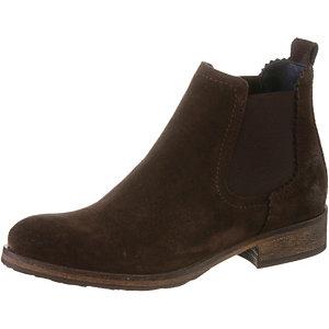 Tommy Hilfiger Chelsea Boots Damen dunkelbraun