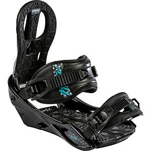 Nitro Snowboards Rhythm 2012 Snowboardbindung Damen schwarz
