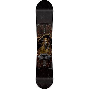 Nitro Snowboards Magnum Freestyle Board Herren schwarz