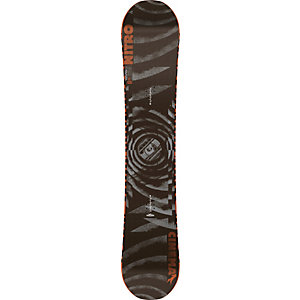 Nitro Snowboards Cinema Wide All-Mountain Board Herren schwarz/weiß
