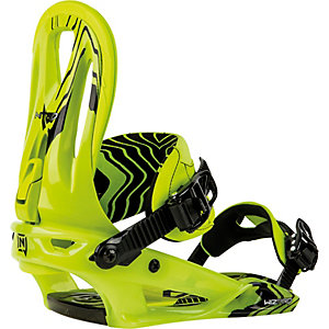 Nitro Snowboards Wizard Snowboardbindung Herren Lime