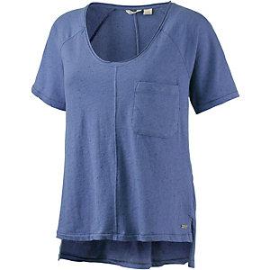 Roxy TIDE TROTTER T-Shirt Damen blau