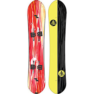 Burton Anti Social Split Board Damen rot