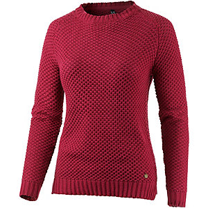 Pepe Jeans Strickpullover Damen rot