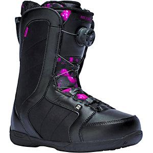 Ride Snowboards Sage Snowboard Boots Damen schwarz/lila