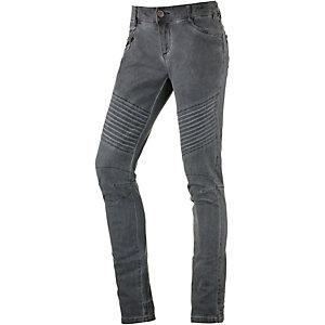 TIMEZONE PaulaTZ Skinny Fit Jeans Damen anthrazit