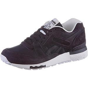 Reebok GL 6000 S W Sneaker Damen dunkellila/weiß