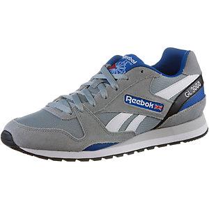 Reebok GL 3000 Sneaker Herren grau/royal