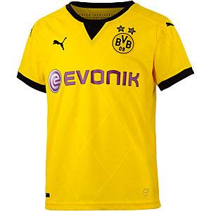 PUMA BVB 15/16 International Fußballtrikot Kinder gelb/schwarz