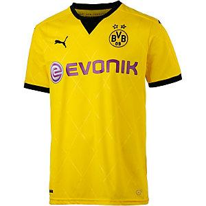 PUMA Borussia Dortmund 15/16 International Fußballtrikot Herren gelb/schwarz