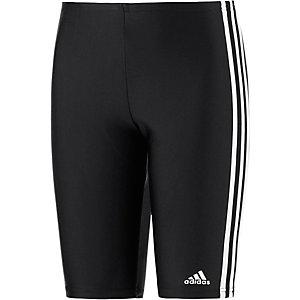 adidas Kastenbadehose Jungen schwarz/weiß