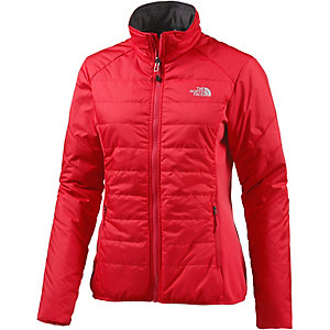 the north face lengenfeld outdoorjacke damen rot im online shop von sportscheck kaufen. Black Bedroom Furniture Sets. Home Design Ideas