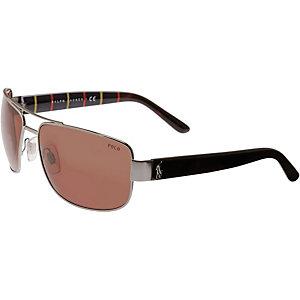 Polo Ralph Lauren Sonnenbrille silberfarben
