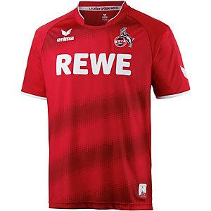 Erima FC Köln 15/16 Auswärts Fußballtrikot Herren rot/weiß