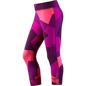 Reebok Tights Damen fuchsia/pink