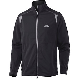 Joy Kai Trainingsjacke Herren schwarz