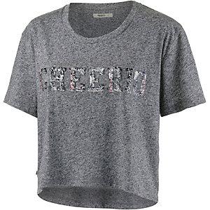 Pepe Jeans T-Shirt Damen graumelange