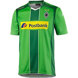 KAPPA Borussia 15/16 Auswärts Fußballtrikot Herren grün