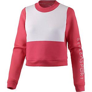 adidas Neoprenshirt Damen weiß/rot