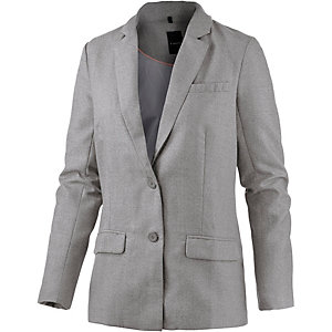 b.young Havel Blazer Damen hellgrau