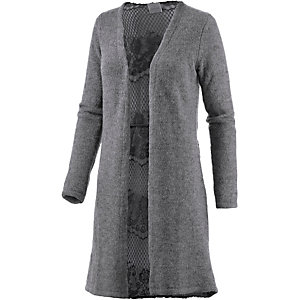 Culture Strickjacke Damen dunkelgrau