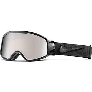 Nike MAZOT Skibrille MATTE BLACK / BLACK - JET ION