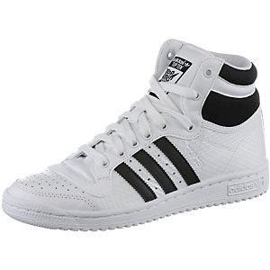 adidas TOP TEN Sneaker Damen weiß/schwarz