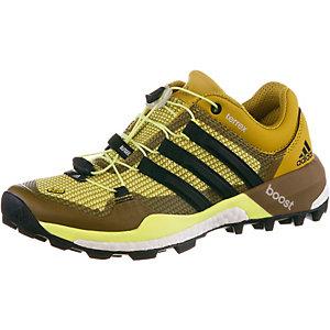 adidas Terrex Boost Mountain Running Schuhe Damen gelb/braun