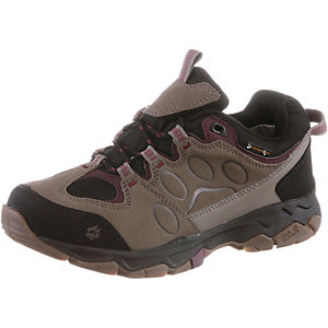 Jack Wolfskin MTN Attack 5 Texapore Low Multifunktionsschuhe Damen braun/beere