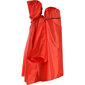 OCK Regenjacke orange