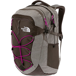 The North Face Borealis Womens's Daypack Damen braun/grau/pink