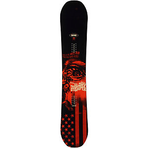 Nitro Snowboards Glory Stomper All-Mountain Board Herren schwarz/rot
