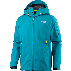 The North Face Valkyrie Softshelljacke Herren türkis