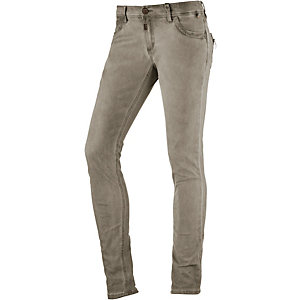 TIMEZONE AureliaTZ Skinny Fit Jeans Damen beige/braun melange