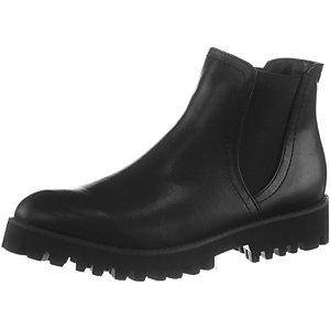 Buffalo Chelsea Boots Damen schwarz