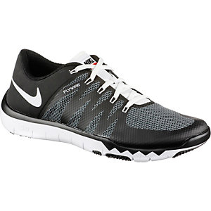 Nike Free 5.0 Schwarz Grau