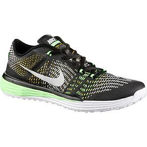 Nike Lunar Caldra Fitnessschuhe Herren schwarz/grün