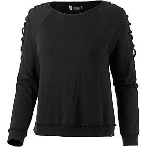 Volcom Exceeded Sweatshirt Damen schwarz